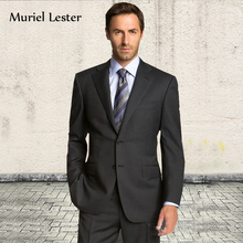 ML-60 men's suits and jackets Loose Formal Men suit terno slim fit white wedding suits costume homme smoking homme tuxedo dress(China)
