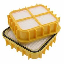 2PCS HF-10 HEPA dust Filters for Eureka 8800 8850 8900 Series Vacuums Compare to Eureka Part 63347 633489 67810-2 H14017 63358(China)