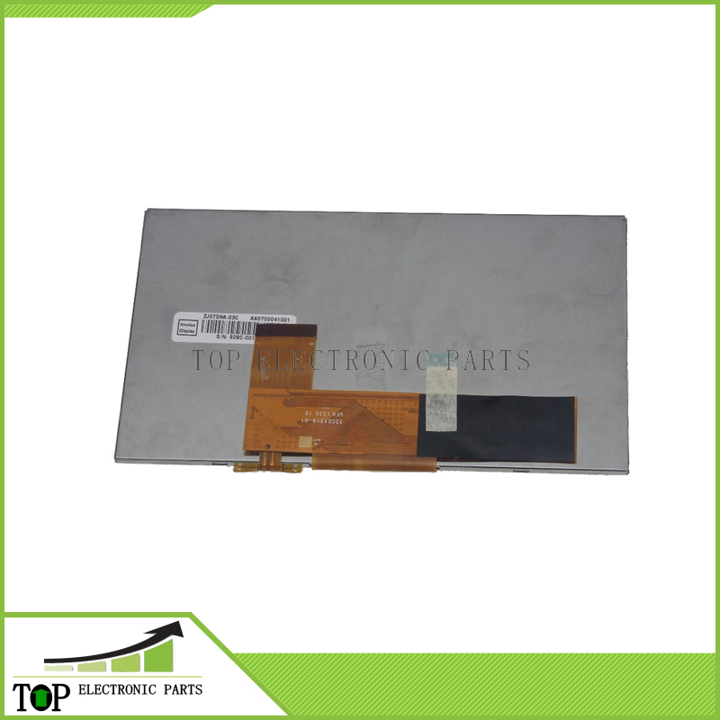 Original 7 .0Inch 67pins 800*480 TFT LCD for Garmin Dezl 760LMT LCD Dispaly With Touch Screen<br>