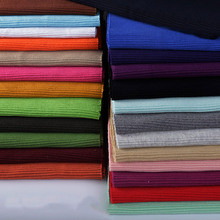 40CM*88CM Thicken Cotton Knit Fabric Ribbing Fabric For DIY Sewing Jacket Down's Cuff,Hem,Collar