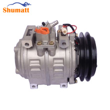 24V Compressor With 1 Pulley Clutch Denso 10P30C 447170-3340 88320-36560 447180-4090 447220-1030 Suit for Toyota COASTER BUS