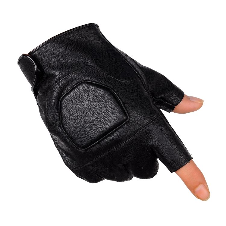 Wholesale leather glove anti-skid outdoor riding men drive locomotive door Bang sheepskin Mittens<br>
