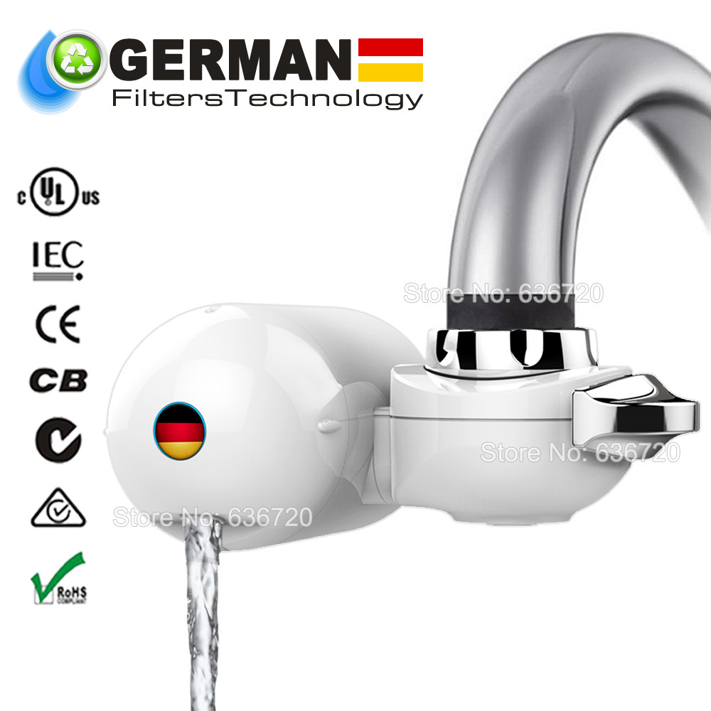 Designed by Germany 7 Stage Tap water Clean Filter Purifier Safe drinking Fit For Home Kitchen FM990. water faucet filter system<br>