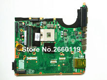 laptop motherboard for HP DV6 580978-001 system mainboard fully tested and working well with cheap shipping