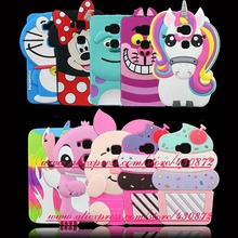 HOT 3D Soft Silicon Sulley Bunny Piglet Unicorn Cupcake Cartoon Cell Phone Back Skin Cover Case for Huawei G8 Maimang 4 5.5 inch