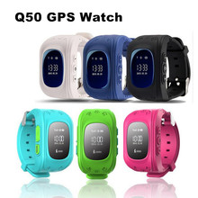 DBPOWER OLED/LCD Q50 Smartwatch Children GPS Call Location Finder Locator Tracker SOS Smart Monitoring Positioning GPS Watch(China)