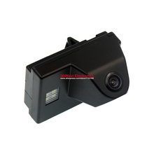 CCD Rearview Camera for Toyota Land Cruiser 200   Reverse camera with HD Night Vision Waterproof Parking line Free shipping