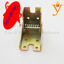 new design switch locking for folding furniture hinge D34