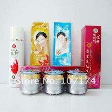 Original New product YiQi Beauty Whitening cream 2+1 Effective In 7 days Facial cleanser Purple cap(China)