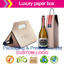 Luxury Laminated Bags/Customization accept Carrier bags paper bag paper package