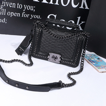 Buy 2017 Luxury Handbags Female Bag Women Messenger Bags Leather Handbags Snake Purses Famous Brand Designer Tote Ladies Hand Bag for $35.09 in AliExpress store
