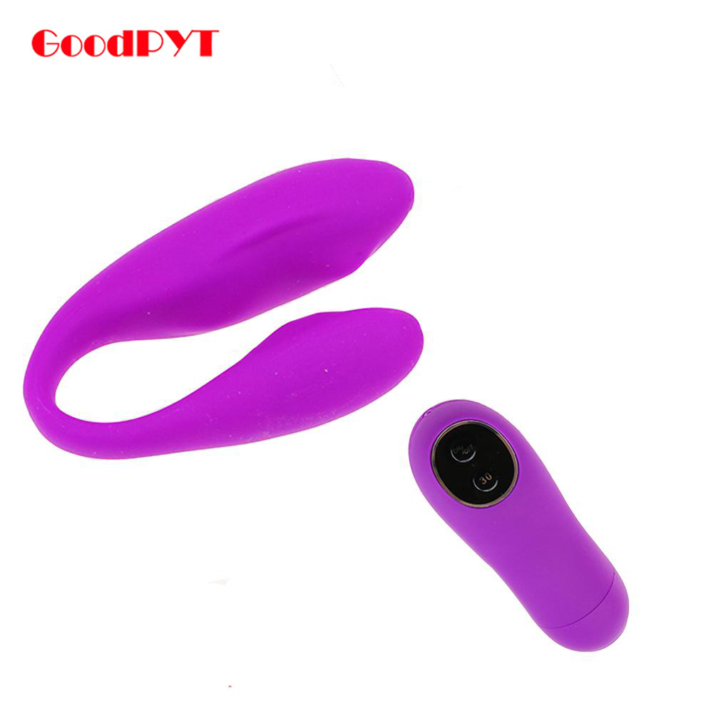 USB Recharge 30 Speeds Silicone Wireless Remote Sex Products Vibrator We Design Vibe 4 Adult Sex Toy For Couples<br><br>Aliexpress
