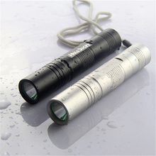 1 piece Promotion High Quality Portable Mini LED Flashlight 5 Mode Adjustable IPX 7 Waterproof Torch Light