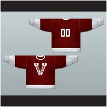 Custom XS-5XL Vancouver Maroons 1921-26 Hockey Jersey Stitch Sewn Any Player or Number Free Shipping(China)