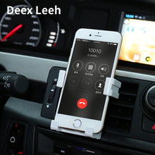 GPS air vent mount car holder for iphone 6 6s plus 5s universal mobile support for Samsung s6 edge S5 soporte movil phone holder