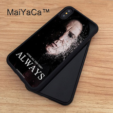 Buy MaiYaCa Harry Potter Severus Snape Soft TPU New Phone Cases Apple iphone X Case iPhone X Case Rubber Cover Capa for $4.59 in AliExpress store