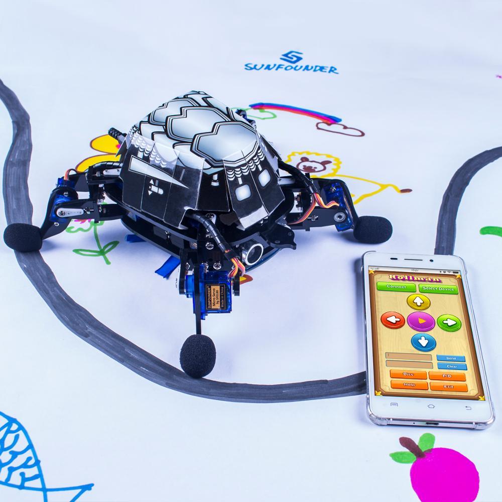 APP Control Toy Robotics Kits (2)