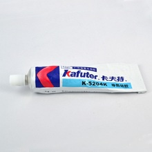 Hot sale Kafuter K-5204K High Thermal conductive silicone/Paste Adhesive Glue Conductive epoxy for CPU 80g(China)