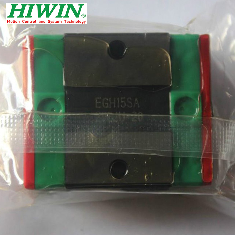 1pcs HIWIN EGH15 SA EGH15SA EG15 New original linear guide block Original HIWIN Linear Guide CNC Parts Stock Good<br><br>Aliexpress