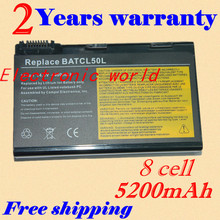 JIGU Battery for Acer Aspire 9010 Series 9100 9101 9102 9103 9104 9105 9500 9501 9502 9503 9504 TravelMate 2350 2352 2353