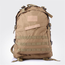 20-35L Large Capacity Leisure Oxford Men's 3D Attack Assault Backpacks High Quality Military Army Style Camouflage Bag Z135