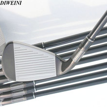 New mens Golf clubs M Golf irons set 4-9.P.S Irons clubs with Graphite Golf shaft R or S flex DIWEINI Free shipping