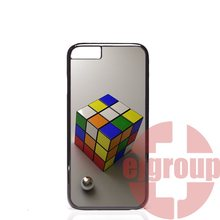 Rubik Cube Big Bang Theory Soft TPU Silicon Luxury For Apple iPhone 4 4S 5 5C SE 6 6S 7 7S Plus 4.7 5.5