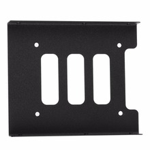 "2.5"" SSD Hard Drive To 3.5"" Bay HDD Mounting Bracket Dock Tray Adapter(China)"