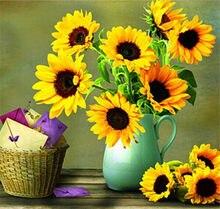Full Sunflower Diamond Painting Promotion-Shop for Promotional Full ... 1319520ca63d