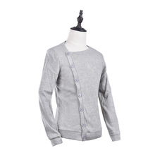 ief.G.S Men's Fashion Sweaters In The Autumn of 2017 New Cable Access Single Breasted Leisure and Fashion Sweater Sweater(China)