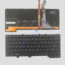 New US Laptop keyboard for Dell Alienware 13 R1 & 13 R2 15 R1 & 15 R2 M15x R2 English keyboard with backlight