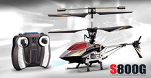 Mini Syma S800G Rc mini Helicopter 4Ch With Gyro LED children rc toy gift P3
