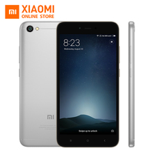 Global Version Xiaomi Redmi Note 5A 5 A 2GB 16GB Mobile Phone Snapdragon 425 Quad Core CPU 5.5 Inch 13.0MP 3080mAh(China)