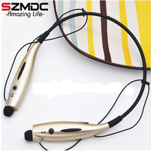 Buy Hot SZMDC-730 Wireless Bluetooth Headset Sports Bluetooth Earphones Headphone Mic Bass Earphone Samsung iphone xiaomi for $3.32 in AliExpress store