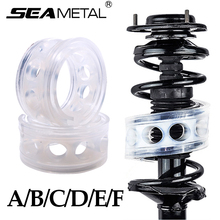 2Pc Car Shock Absorber Spring Bumper Power Auto-buffers A/B/C/D/E/F Type Springs Bumpers Cushion Universal For The Cars Buffer(China)