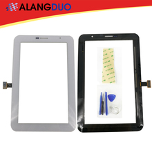 ALANGDUO 7.0 inch For Samsung Galaxy Tab 2 P3100 Touch Screen Digitizer Tablet Touch Panel Replacement Wifi & 3G Version