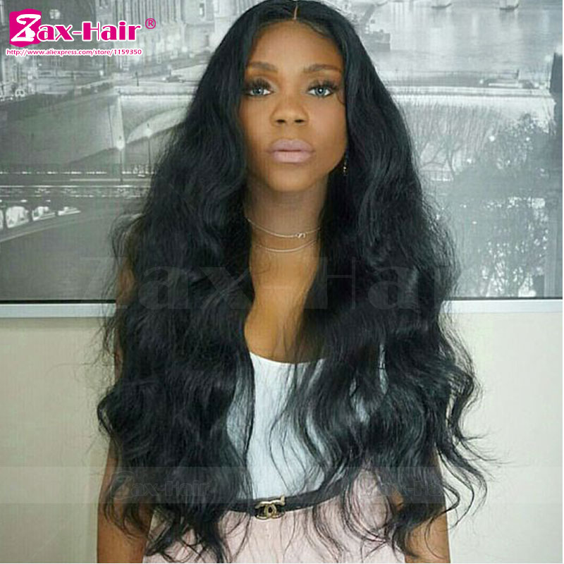 7A Human Hair Lace Front Wigs Wavy For Black Women Virgin Human Hair Full Lace Wigs Natural Hairline Unprocessed Lace Front Wigs<br><br>Aliexpress