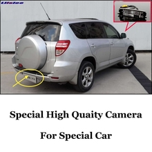 Car Camera For TOYOTA RAV4 RAV-4 RAV 4 High Quality Rear View Back Up Camera For Friends Use| CCD + RCA