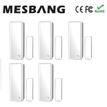 hot Mesbang wireless door sensor door detector  433 MHZ for GB08 free shipping