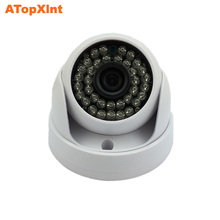 HD 1/3'' Sony CCD Effio-E 700tvl 36 leds IR indoor 960H Security CCTV dome camera surveillance cam(China)