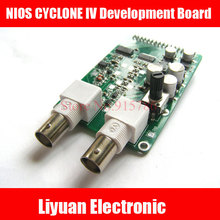 FREE SHIPPING Altera cyclone iv fpga nios development board high speed ad da module
