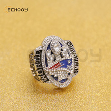official 2016 2017 New England Patriots Championship Ring SUPER BOWL 51 BEST QUALITY GIFR RING FOR MAN # tom brady