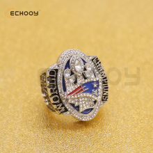 official 2016 2017 New England Patriots Championship Ring SUPER BOWL 51 BEST QUALITY GIFR RING FOR MAN # tom brady(China)