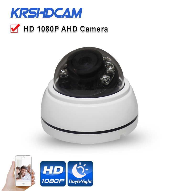 Mini Full HD 1080P AHD CCTV Camera 3000TVL 2.0MP Dome Security BNC SONY sensor indoor Video Surveillance cameras de seguranca<br>