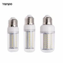 Hot New Dimmable LED 1X 64 80 126LEDs E26 110V LED Corn Light Bulb Replace Compact Fluorescent Lamp Warm/Cold White