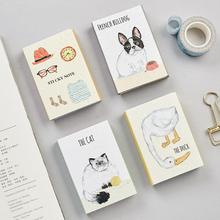 Animal Good Day In Your Life 6 Folding Memo Pad N Times Sticky Notes Memo Notepad Bookmark Gift Stationery