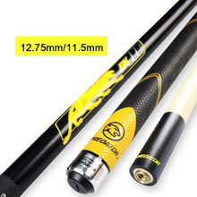 New BK3 Billiard Pool Cue Rubber Handle Pool Cues Stick with Joint Protector 12.75mm /11.5mm Tip China(China)