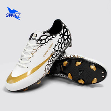 Leoci Men FG Soccer Shoes 2017 Superfly New Top Football Boots Women Football Sneakers Cheap Futsal TPU Soccer Cleats Size 37-44