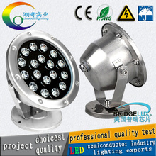 10pcs/lot 12V LED underwater light  for swimming pool,flood light withconvex glass lens 3w 5w 6w 7w 9w 12W 15w 18w 24w 36w 10W