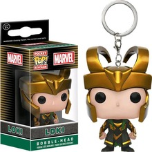 Funko Pop Loki Action Figure With Retail Box PVC Keychain Toys Christmas Gift